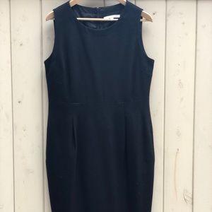 Dresses & Skirts - Shift dress sz 10 by Shade.  Wool.  1 black 1 gray